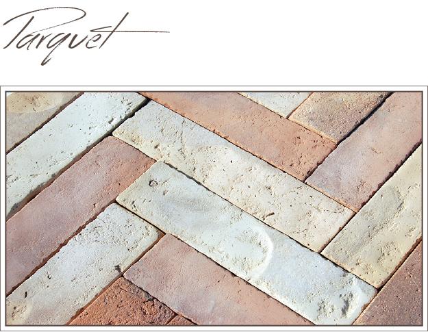 Parquet Reclaimed Tiles